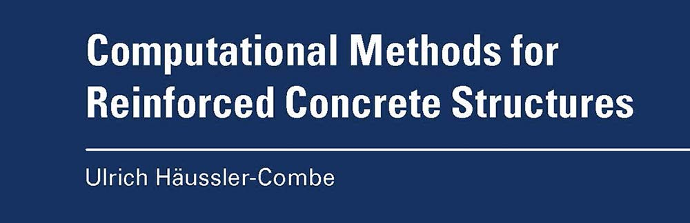 Computational Engineering for Concrete Structures